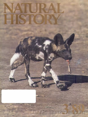 Natural History March 1989