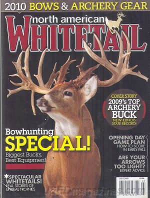 North American Whitetail July 2010