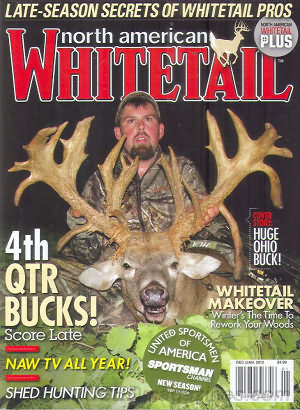 North American Whitetail December 2012