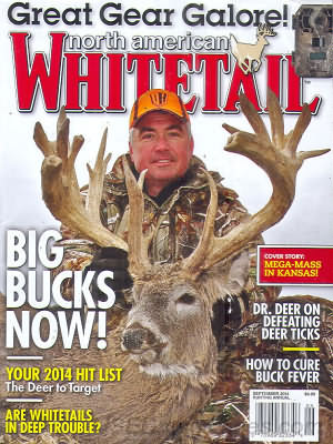 North American Whitetail September 2014