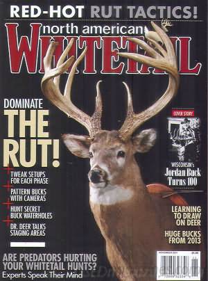 North American Whitetail November 2014