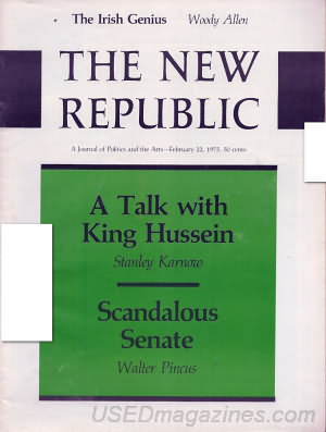 The New Republic February 22, 1975