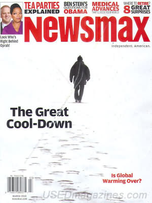 NewsMax March 2010