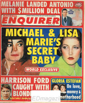 National Enquirer May 28, 1996