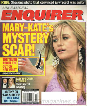 National Enquirer November 29, 2004