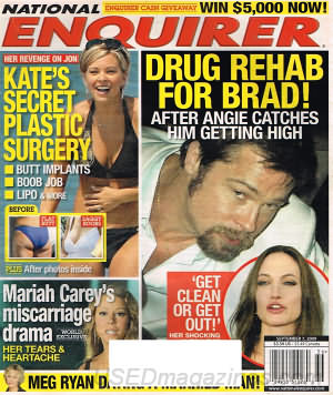 National Enquirer September 07, 2009
