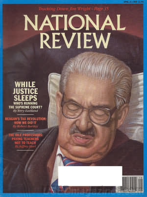 National Review April 21, 1989