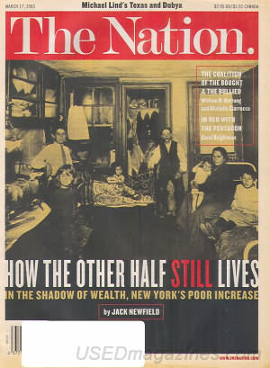 The Nation March 17, 2003