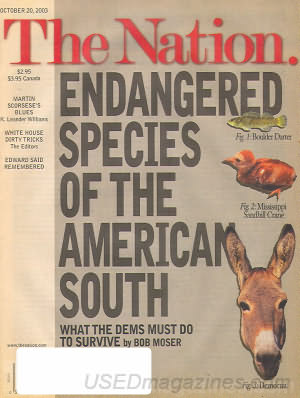 The Nation October 20, 2003