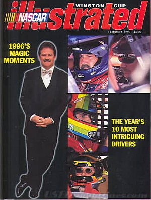 NASCAR Winston Cup Illustrated February 1997