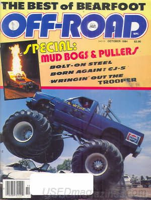 Off Road October 1984