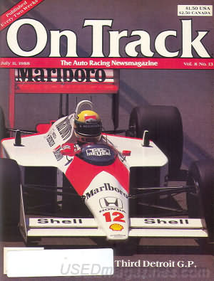 On Track July 11, 1988
