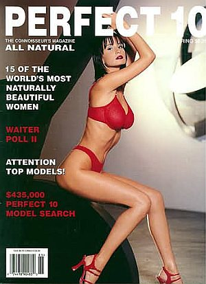 Perfect 10 (Ten) Volume 1 Number 3 (Spring 1998)