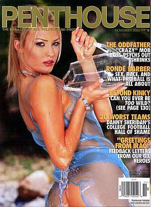 Penthouse November 2003