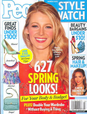 People Style Watch March 2013