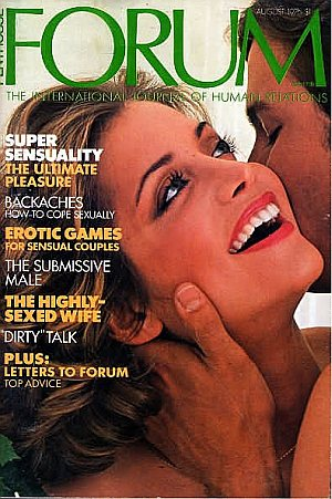 Penthouse Forum August 1976