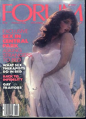 Penthouse Forum February 1986