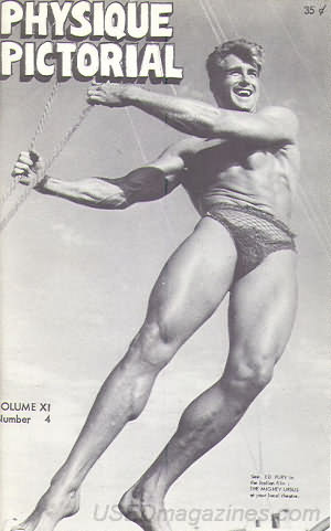 Physique Pictorial May 1962