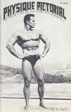 Physique Pictorial February 1963