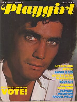 Playgirl March 1976