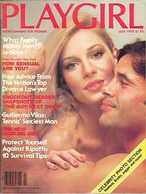 Playgirl July 1978
