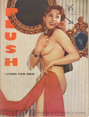 Plush Living for Men June 1959 (volume 1 number 4)