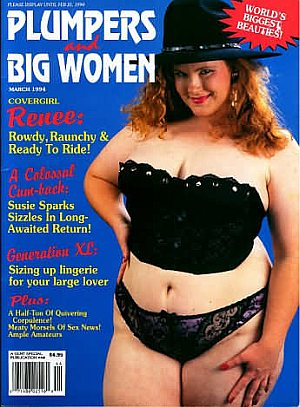 Plumpers and Big Women March 1994