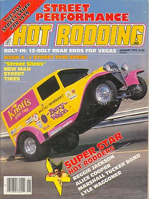 Popular Hot Rodding January 1979