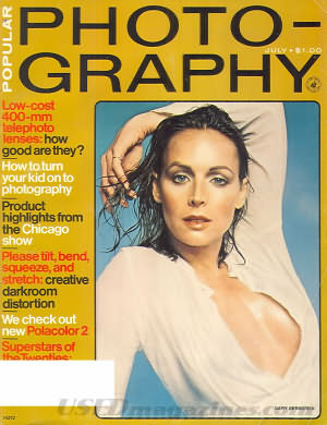 Popular Photography July 1975