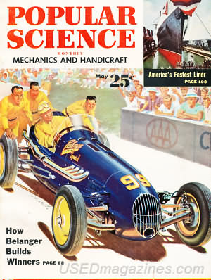 Popular Science May 1952