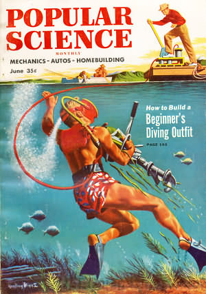 Popular Science June 1954