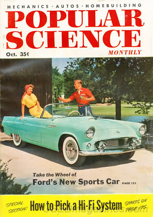 Popular Science October 1954
