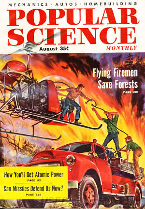 Popular Science August 1955