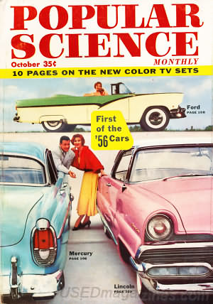 Popular Science October 1955