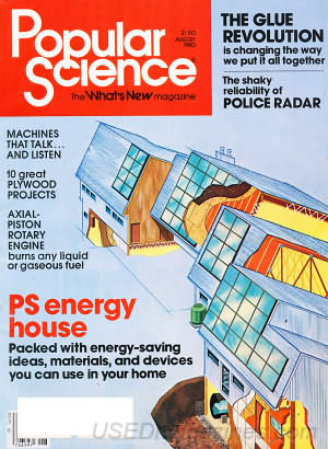 Popular Science August 1980