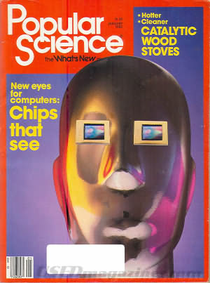Popular Science January 1982
