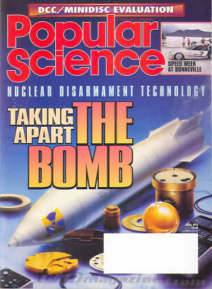 Popular Science April 1993