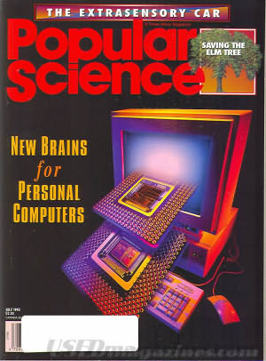 Popular Science July 1993
