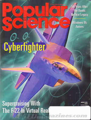 Popular Science August 1995