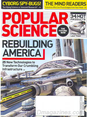 Popular Science February 2010