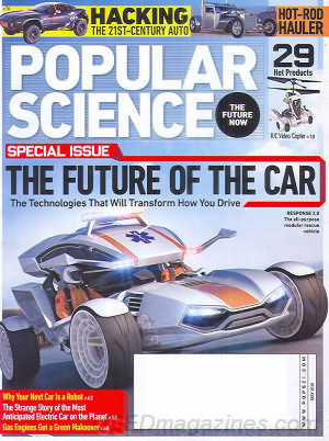 Popular Science May 2010