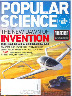 Popular Science May 2013
