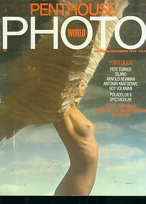 Penthouse Photo World October/November 1976