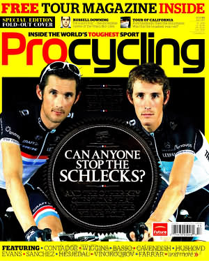 Pro Cycling July 2011