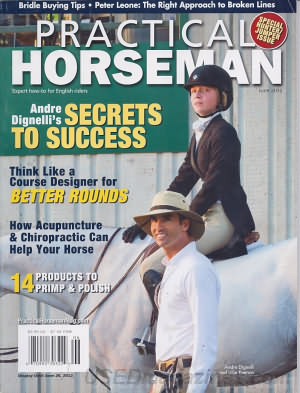 Practical Horseman June 2012
