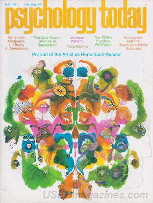 Psychology Today May 1971