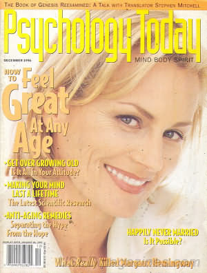 Psychology Today November 1996