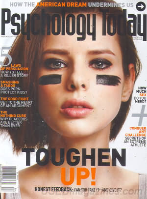 Psychology Today March 2011