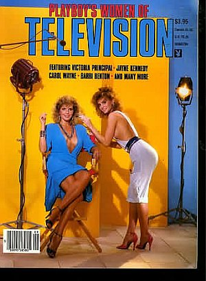 Women of Television (Playboy Newsstand Special 1984)