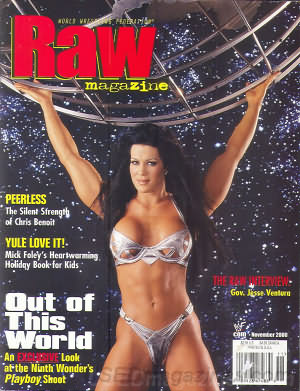 World Wrestling Federation Raw -- WWF Raw November 2000